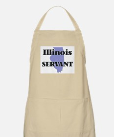 Illinois Servant Apron