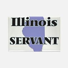 Illinois Servant Magnets