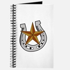 HORSE SHOE AND STAR Journal
