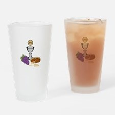 COMMUNION Drinking Glass
