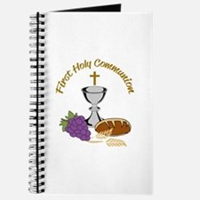 FIRST HOLY COMMUNION Journal