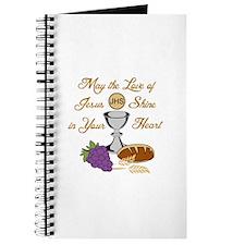 THE LOVE OF JESUS Journal