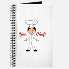 YES CHEF Journal