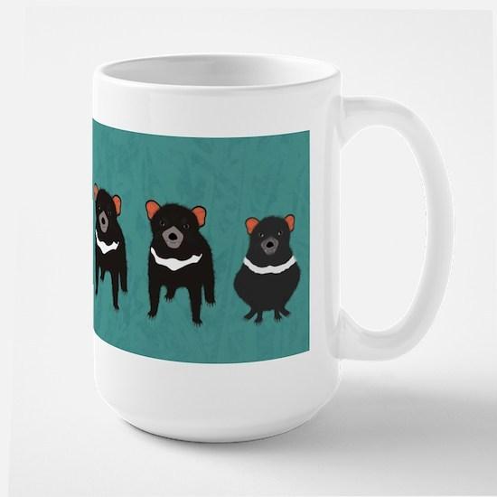 Tasmanian Devil Mugs