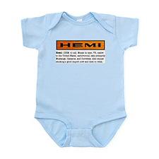 Cute Hemi Infant Bodysuit