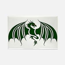 green dragon Magnets