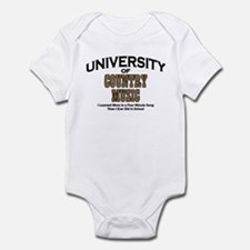 U of Country Music Infant Bodysuit