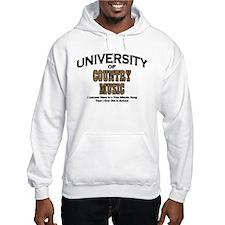 U of Country Music Hoodie Sweatshirt