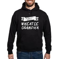 Worlds Best Wheatie Grandma Hoodie