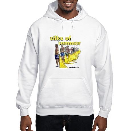 Silks of Summer Hooded Sweatshirt