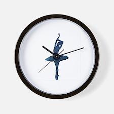 Cosmic Dancer 1 Wall Clock