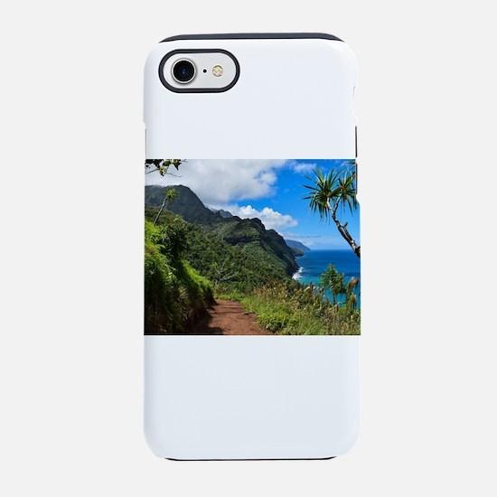 Cute Kauai iPhone 8/7 Tough Case