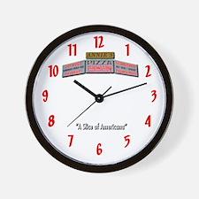 Annie's Wall Clock