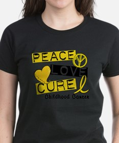 Unique Childhood cancer support Tee