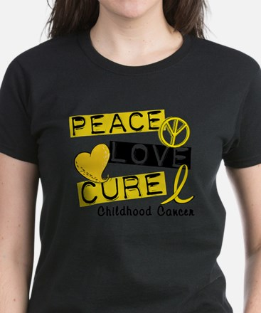 Unique Childhood cancer Tee