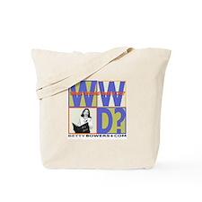 Tote Bag for KJV Bible and Handgun