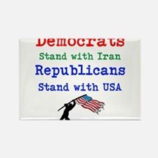 Democrats stand with Iran Republicans stand with U