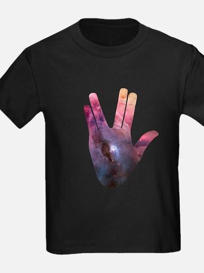 Vulcan Salute Beyond T-Shirt