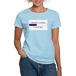 CURIOSITY LOADING... Women's Light T-Shirt