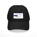 CURIOSITY LOADING... Black Cap