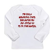Unique Gracie jiu jitsu Long Sleeve Infant T-Shirt