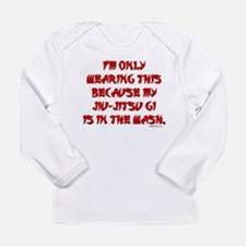 Unique Grappling Long Sleeve Infant T-Shirt