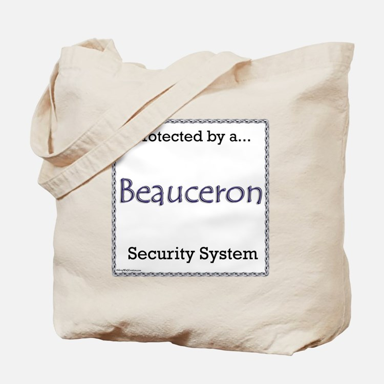 Beauceron Security Tote Bag