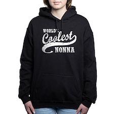 Cute Coolest Women's Hooded Sweatshirt