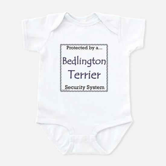 Bedlington Security Infant Bodysuit