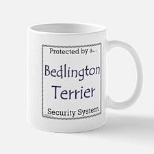 Bedlington Security Mug