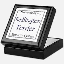 Bedlington Security Keepsake Box