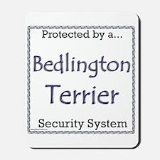 Bedlington Security Mousepad
