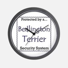 Bedlington Security Wall Clock
