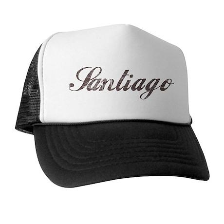 Vintage Santiago Trucker Hat