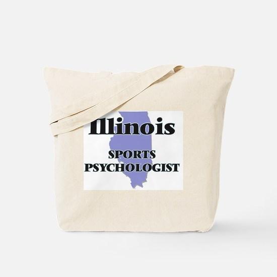 Illinois Sports Psychologist Tote Bag