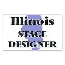 Illinois Stage Designer Decal