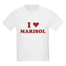 I LOVE MARISOL T-Shirt