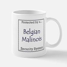 Malinois Security Mug