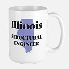 Illinois Structural Engineer Mugs