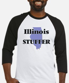 Illinois Stuffer Baseball Jersey