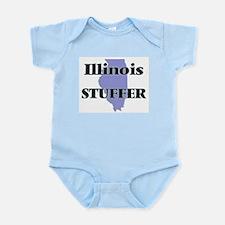 Illinois Stuffer Body Suit