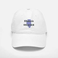 Illinois Stuffer Baseball Baseball Cap