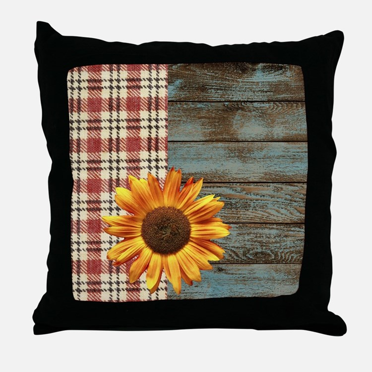 Primitive Throw Pillows For Couch : Country Plaid Pillows, Country Plaid Throw Pillows & Decorative Couch Pillows