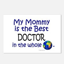 Best Doctor In The World (Mommy) Postcards (Packag