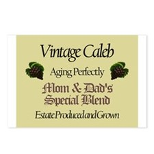 Vintage Caleb Postcards (Package of 8)