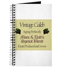 Vintage Caleb Journal
