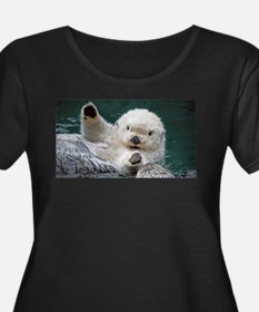 Funny Otter T