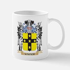Warner Coat of Arms - Family Crest Mugs