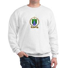 GODET Family Crest Sweatshirt