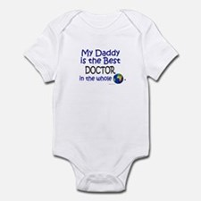 Best Doctor In The World (Daddy) Infant Bodysuit
